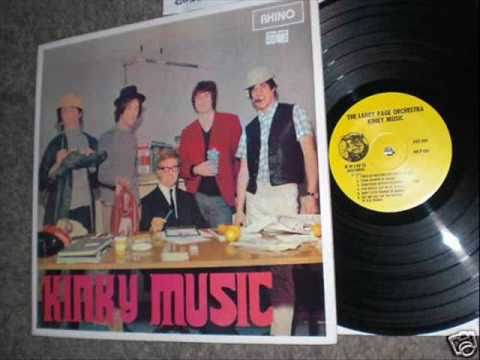Larry Page Orchestra* Larry Page Ork - Rampage