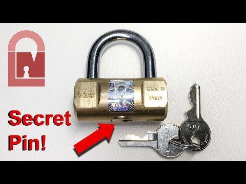 (369) Favourite Locks - Viro 103 Padlock Picked