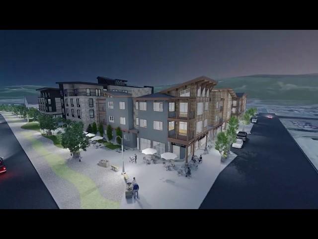 4th Street Crossing - Silverthorne's new