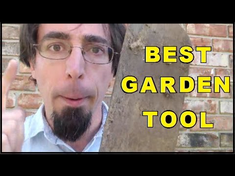 The Most Important Garden Tool