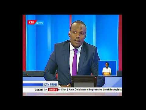World Health Organization held bilateral talks with health CS Cleopa Mailu