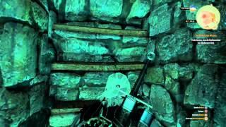 The Witcher 3: Wild Hunt secret bridge - geheime Brücke