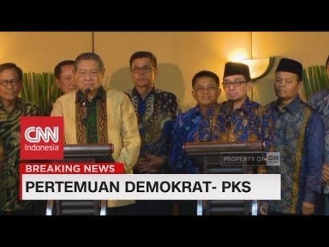 Demokrat dan PKS Sepakat Buka Lembaran Baru Koalisi - SBY ke PKS