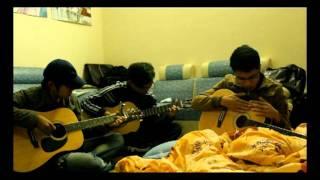 No face no name no number - guitar cover - M.A, Mr D, Atu