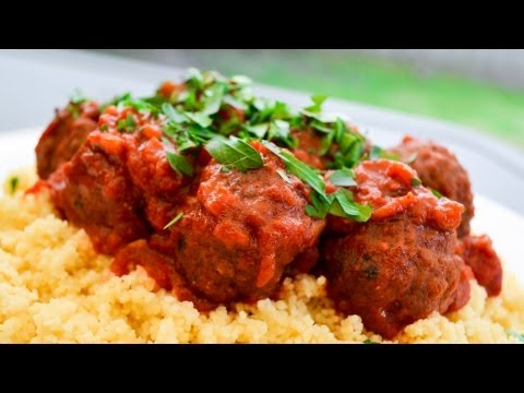 How To Make Moroccan Meatballs - Recipe Video