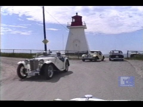 Great MG Road Trips - Maritime Meander