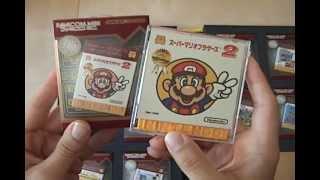 Nintendo Game Boy Advance Famicom Mini / Classic NES Series (2003-2005)