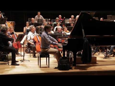 """Beethoven - Concerto pour piano n° 5, """"L'Empereur"""" - Till Fellner / Herbert Blomstedt (répétition)"""