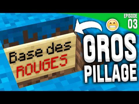 J'AI TROUVÉ LA BASE DES ROUGES... (désolé) | Cité Des Éléments - Episode 3