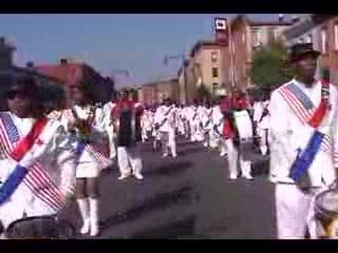 Panamanian Parade NY Oct-2007