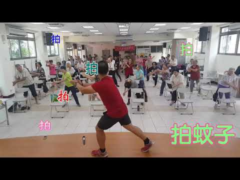 107/5/14  銀髮動動班