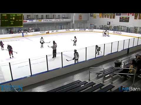 11 26 17 Game 5  3 Nations Cup   Trenton Kennedy Recreation Center McInerney Arena 2017