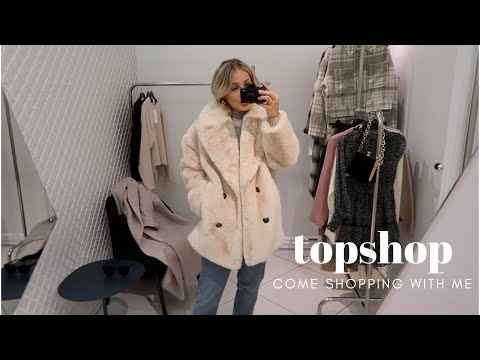 COME SHOPPING WITH ME TO TOPSHOP | AUTUMN FAVOURITES | AD