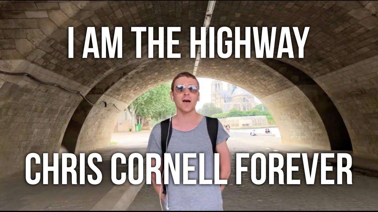 I am the Highway  - Chris Cornell tribute (Live under Paris's bridge)