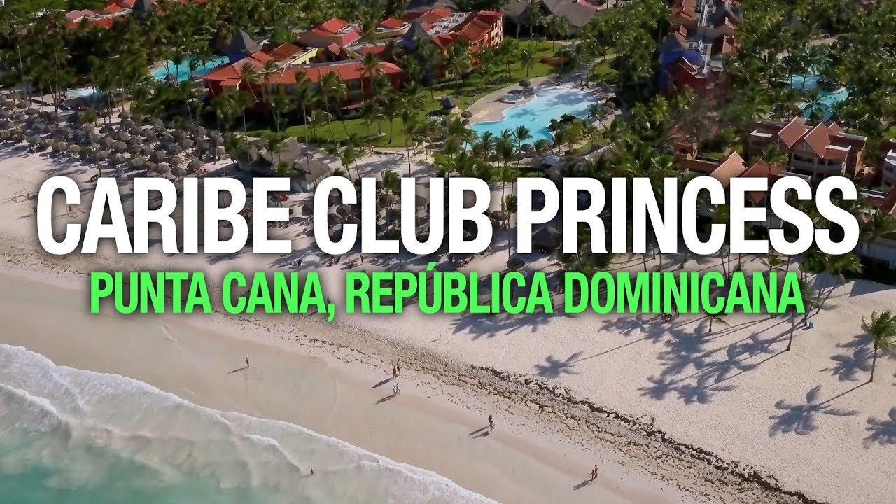 Hotel Caribe Club Princess en Punta Cana, República Dominicana