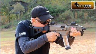 Gambar cover CZ Scorpion EVO 3 Review