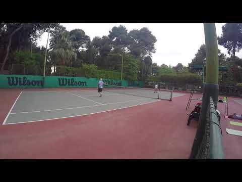 Tenis Club Izmir Culture Park, Husseyin - Robert, Teniški klub Olimpija, Part 2