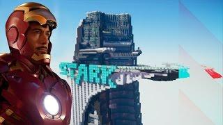 �������� ���� #48 Башня Старка в Minecraft!!! ������