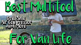 Best Tool For Van Life Review: Black and Decker Matrix
