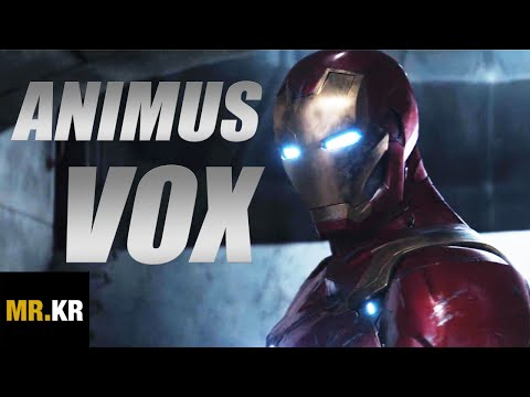 THE AVENGERS  Animus Vox