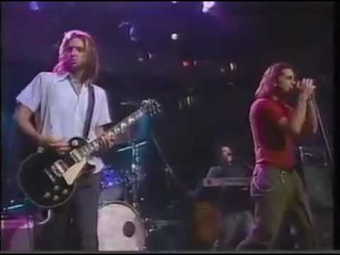 Dishwalla  on Conan Obrien Counting Blue Cars 1996