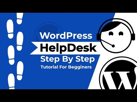 WordPress Helpdesk Plugin: Create A Ticketing System For FREE 🎫
