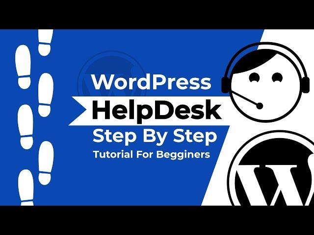 WordPress Helpdesk Plugin: Create a Ticketing System For FREE 🎫