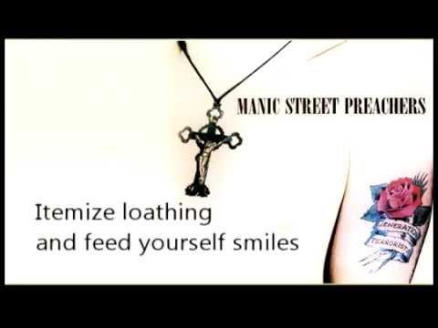 Manic Street Preachers  Motorcycle Emptiness Lyrics