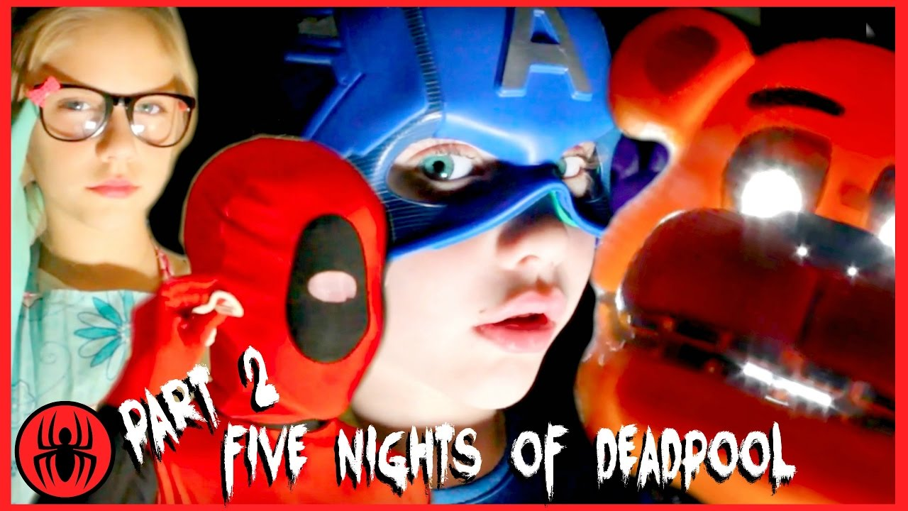 A Five Nights At Freddy S Scary Story Part 2 Captain