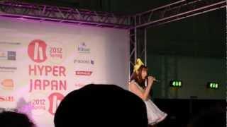 Natsuko Aso Live( programing for non-fiction) --Hyper Japan 2012 よくわかる現代魔法 検索動画 21