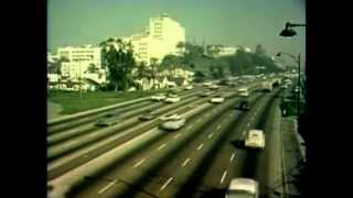 Los Angeles in the 1950