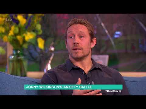 Jonny Wilkinson on His Anxiety Battles | This Morning
