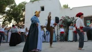 bailada al pou de sa punta de dalt 2011 ibiza eivissa