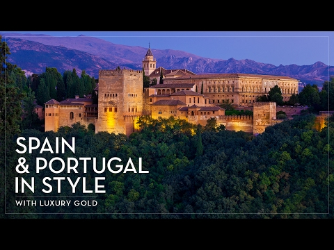 Spain & Portugal in Style with Luxury Gold Travelling Concierge Toni Aguilar