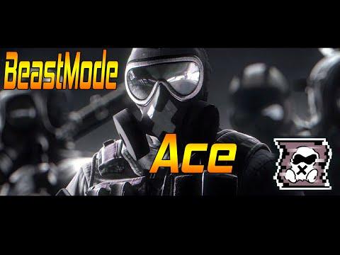 Rainbow Six Siege / Beast Mode Ace / Mute Power