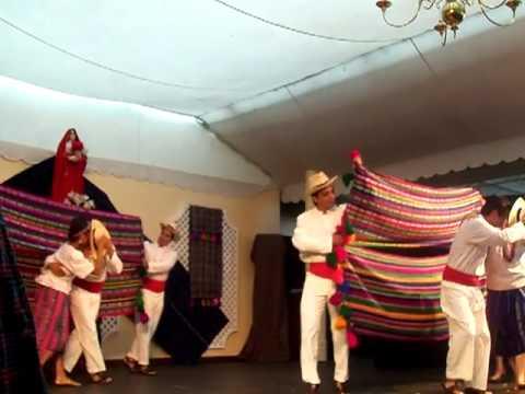 Guatemala Folk Dance