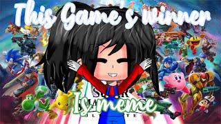 This game's winner is|| Meme||Gacha Life{SSBU}