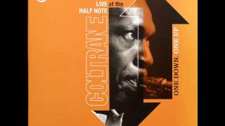Afro Blue - John Coltrane (Live at Half Note)