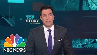 Top Story with Tom Llamas - September 22nd   NBC News NOW