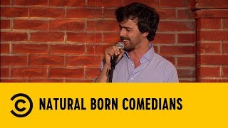 Stand Up Comedy: Diventare famosi grazie a Facebook - Luca Ravenna - NBC - Comedy Central