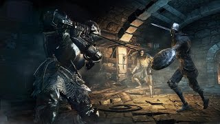 DARK SOULS 3... MUITO, MUITO Superior no PC!!! Gameplay a 1080p 60fps!