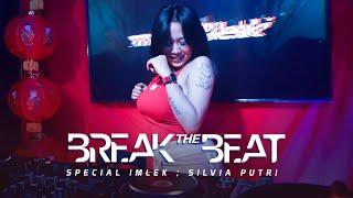 DJ BREAKBEAT SILVIA PUTRI - SEGMEN 3/3 - LIVE STUDIO 2 MATALELAKI 24/01/2020