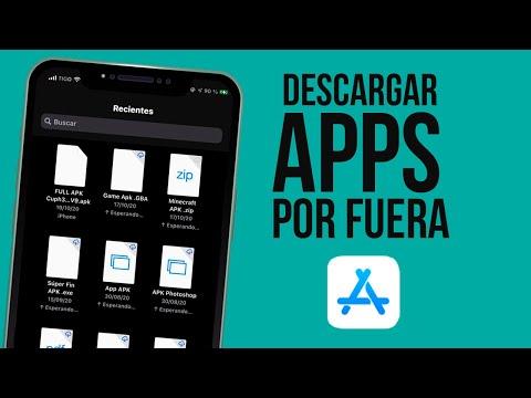 😎 Como Descargar Apps Archivos Fuera De La App-Store Iphone/Ipod Touch/ Ipad 2018 😎