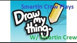 Roblox Draw My Thing Part 7 W/ Penguin, Bleach, Bey, and Com