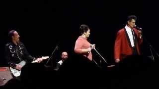 Dustbowl & Eirini Dimopoulou - Jackson @ Megaro Mousikis 21/03/2014