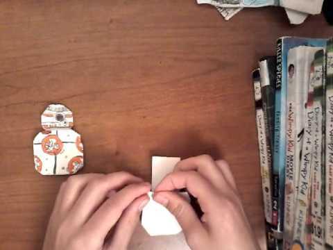 Star Wars Origami | Smithworx Post | 360x480