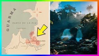 How To Get To The SECRET Island Of GUARMA In Red Dead Redemption 2! (RDR2 Out Of The Map)