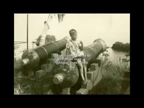 En Guinea Ecuatorial años 60