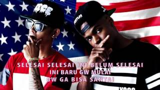 YOUNG LEX - Selesai Ft.Langston Hues (Video Lyric)