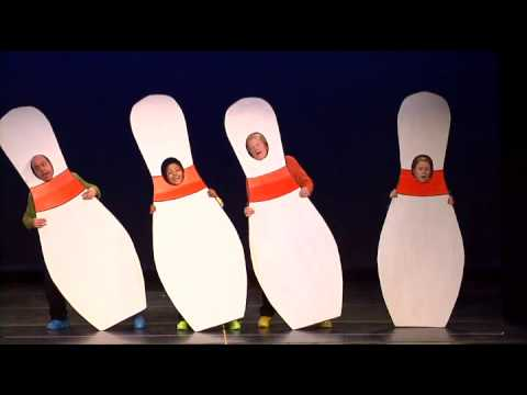 The Paper Bag Players  Saddles and Sunshine   Life of a Bowling Pin
